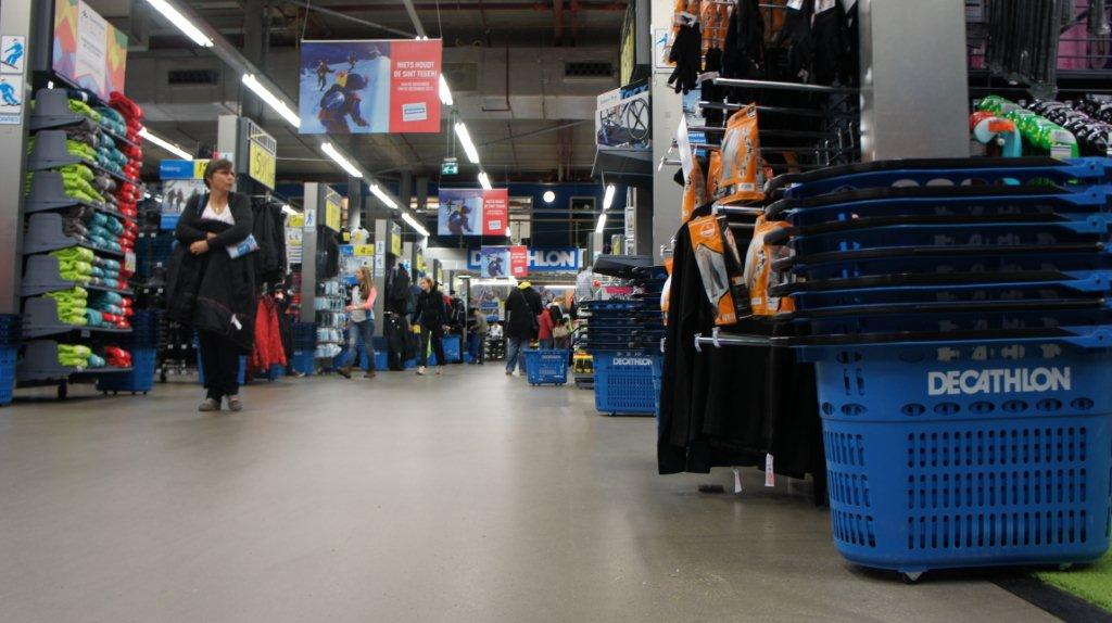 Decathlon Amsterdam